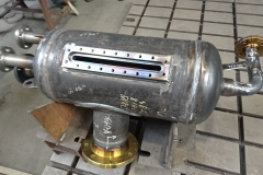 Zbiornik ciśnieniowy.